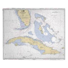 298 Best Nautical Chart Throw Blankets Map Blankets Nautical
