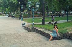 Plaza Independencia en Mendoza, Mendoza