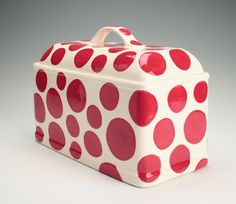 Dots On Bread Box - Etsy.