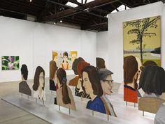 Alex Katz - cutouts