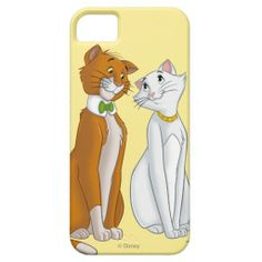 Duchess and Thomas O'Malley iPhone 5 Covers http://www.zazzle.com/duchess_and_thomas_omalley_iphone_5_covers-179171719475534282?rf=238194283948490074&tc=pfz