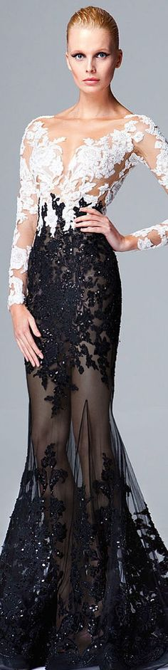 Zuhair Murad ~ Pre-Fall 2014 _____________________________ Reposted by Dr. Veronica Lee, DNP (Depew/Buffalo, NY, US)