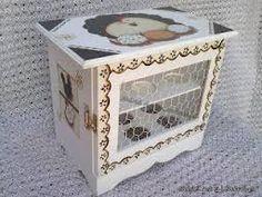Resultado de imagem para porta ovos de mdf Egg Holder, Altered Boxes, Decorative Boxes, Vintage, Country, Home Decor, Painted Boxes, Project Ideas, Heart Art