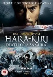 Hara-Kiri: Death of a Samurai (J-Movie) (2011)