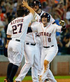 Jose Altuve Photos - Minnesota Twins v Houston Astros - Zimbio