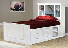 Vista Twin Storage Bed from Oasis Bedrooms