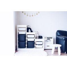 IKEAのトロファストが優秀。収納実例と使い方まとめ | iemo[イエモ]