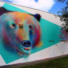 Work by @txemy • #Raw Project , Wynwood, Miami #wynwood2014 #streetart
