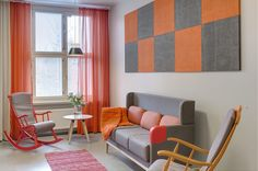 Nursing Home In Kuopio, Finland by Avico Interior Architects