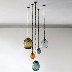 Absolutely LOVE these hanging lamps