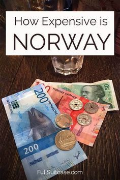 How expensive is Norway. Prices of food, drinks, hotels, car rental, petrol, parking, also museums and activities and much more. #Norway #travel #cost #money