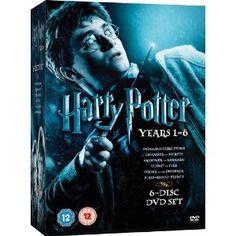 Harry Potter DVD Box Set.