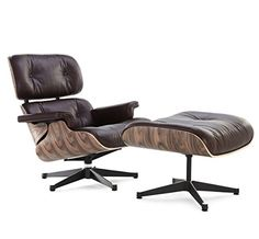 Eames Lounge Chair and Ottoman  Or similar reading chair/ottoman for my office.