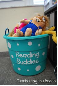 Reading Buddies! ❤️ this is a good idea!!