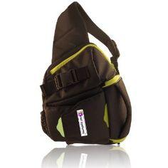 DSLR Camera Bag Sling Backpack - Digital Camera Case Black Shoulder SLR Camera Lens Case for Men and Women Photographers - The Comfortable and Compact Camera Sling Bag by Kewl Systems