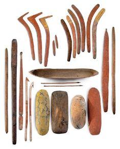 Aboriginal History, Aboriginal Artwork, Aboriginal Culture, Aboriginal People, Spear Thrower, Australian Aboriginals, Primitive Survival, Art Story, Sticks And Stones