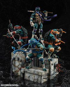Teenage Mutant Ninja Turtles - Donatello Complete Figure(Released)