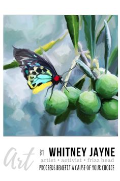 Butterfly art print. Colorful butterfly #butterfly #butterflyart #homedecor #bluebutterfly #artwithacause #artforsale #artist #colorful #painting #giclee #artwork #artprint #DestinationConnectionProject