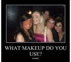 Makeup fail - Fail Picture