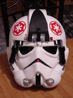 My AT-AT Trooper Helmet.