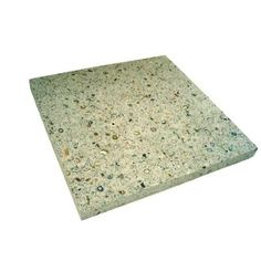 Earth Surfaces of America 24 in. x 24 in. Paver Bone with Shells and Abalone (96 sq. ft. per pallet)-BN24P at The Home Depot