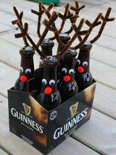 Reindeer six pack