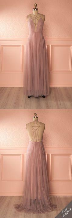 evening dresses,2017 long evening dresses,sexy back evening dresses,prom dresses for teens,pink evening dresses,charming evening dresses,