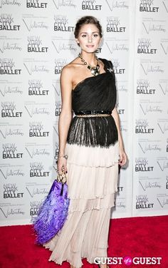Olivia Palermo - New York City Ballet Fall Gala Celebrates Valentino at Lincoln Center on Sept 20, 2012