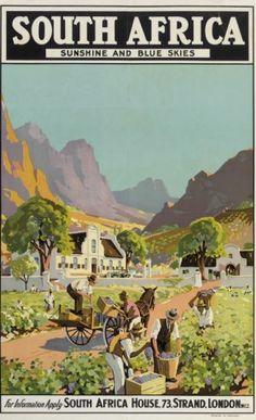 South Africa, Charles Peers