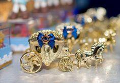 Caruagem Ideias para Festa Príncipe Arthur