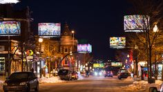 2-giant-lampshades-create-spectacular-urban-lighting-installation-in-quebec-city
