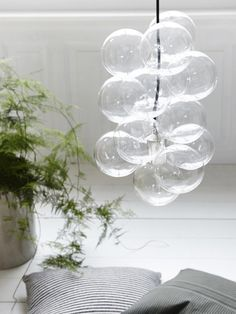 Contemporary Bubble Light – Homeplace