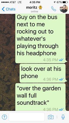 over the garden wall | Tumblr
