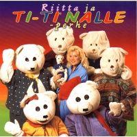Riitta ja Ti-Ti Nalle-perhe CD Jaba, Snoopy, Teddy Bear, My Love, Toys, Fictional Characters, Animals, Products, Activity Toys