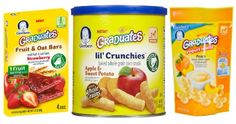$4 in New Gerber Graduates Coupons - Only $0.92 at King Kullen + More Deals! - http://www.livingrichwithcoupons.com/2014/04/4-new-gerber-graduates-coupons-0-92-king-kullen-deals-done.html