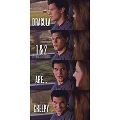 Breaking Dawn part 2 ~ Bella and Jacob