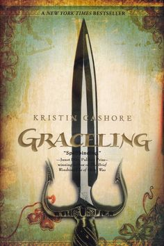 Graceling - Kristin Cashore  This world and this story kept me up till 3 am.