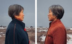 Chinese photographer Gao Rong Guo recently tried to answer that question, traveling across his hometown province of Shandong in search of identical twin pairs in their 50s and ultimately photographing 12 pairs of twins. These subjects have led different lives from their twins and now look undeniably different.