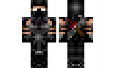 minecraft skin Ninja-Epic-Jump Find it with our new Android Minecraft Skins App: https://play.google.com/store/apps/details?id=studio.kactus.minecraftskinpicker