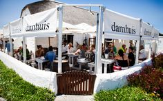 WIN a voucher from Die Damhuis Golf Estate, Atlantic Beach, St Helena, Cape Town, West Coast, Four Square, South Africa, Coffee Cups, Westerns
