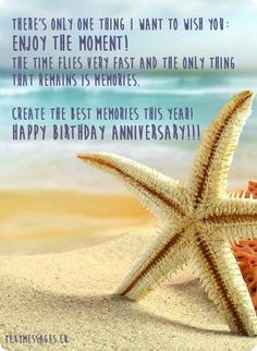 Top 70 Happy Birthday Anniversary Wishes And Quotes