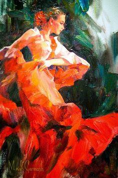 The Garmash | Romantic Impressionist / Plein Air painters | Part. 3