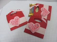 Love Stampin Up's Scallop Envelope die for the Big Shot...had to buy it so I copy this!