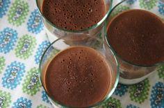 Superlekker chocoladeijs (zonder toegevoegde suiker en zuivel)