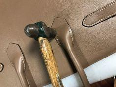 에르메스 버킨백st 가죽가방만들기 5주차 수업 : 네이버 블로그 Leather Bag Pattern, Birkin, Bags, Handbags, Bag, Totes, Hand Bags