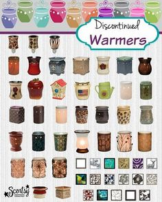 Available until Feb 28, 2015 ~ Get them this month at 10% off!!! ORDER ONLINE ~ SHIPS DIRECT https://spollreisz.scentsy.us