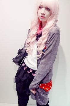 Spring Coordinate 2013 / MINT NeKO California Mushroom Cardigan $196.95