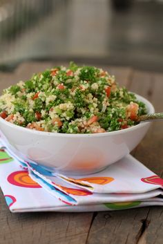 Tabbouleh recipe is a classic Lebanese vegetarian salad prepared with bulgur and fresh parsely. Lebanese recipes are popular in India and I especially relish hummus and baklava.