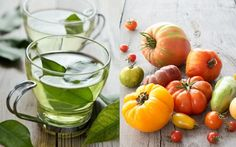 Green Tea and Tomato to Naturally Treat Multiple Cancers