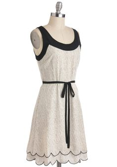 Acoustic Crooner Dress | Mod Retro Vintage Dresses | ModCloth.com